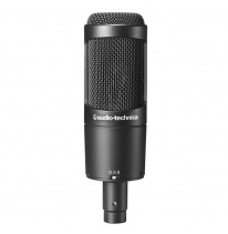 Audio Technica AT 2050 Stuudio Kondensaator Mikrofon (+ Free Pop Filter)