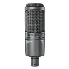 Audio Technica AT 2020 USB+ Stuudio Kondensaator Mikrofon