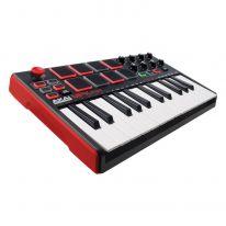 Akai MPK Mini MK2 MIDI-klaver / Pad Kontroller