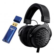 Beyerdynamic DT 1990 Pro + Audioquest DragonFly Cobalt Bundle