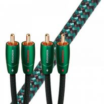 Audioquest Evergreen Dual RCA - Dual RCA Cable 1m