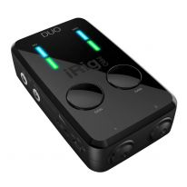IK Multimedia iRig Pro DUO MIDI Helikaart (iOS / Mac / PC / Android)