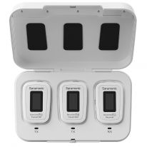 Saramonic Blink 500 Pro B2 (2 to 1) 2,4 GHz wireless system (White)
