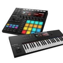 Native Instruments Maschine MK3 + Komplete Kontrol S49 MK2 Bundle