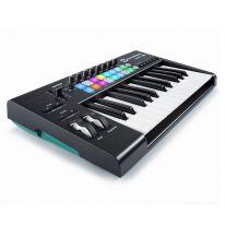 Novation Launchkey 25 MK2 MIDI-klaver / Kontroller