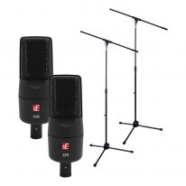 sE Electronics sE X1R + Stands Bundle