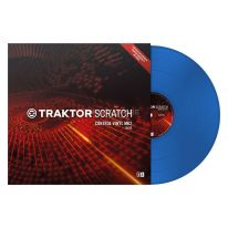 Native Instruments Traktor Scratch Control Vinyl MK2 (Blue)