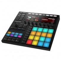 Native Instruments Maschine MK3 Trummimasin / MIDI-kontroller (Must)