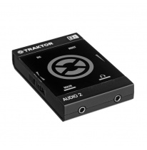 Native Instruments Traktor Audio 2 MK2 USB DJ Helikaart