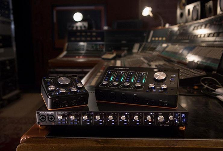 Uus: Arturia AudioFuse Studio ja AudioFuse 8Pre