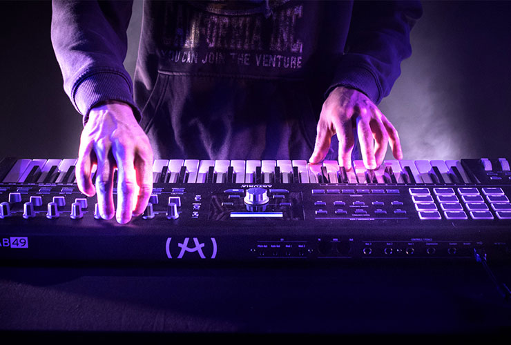 Uus: Arturia Keylab MK2 MIDI klaviatuurid