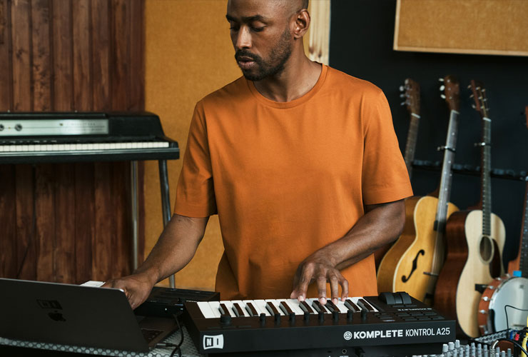 Uus: Native Instruments Komplete Kontrol A MIDI klaviatuuride seeria