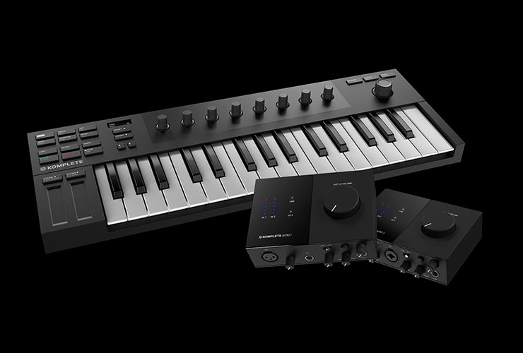 Uus: Native Instruments Kontrol M32, Komplete Audio 1/2, Traktor DJ 2 ja Komplete Start