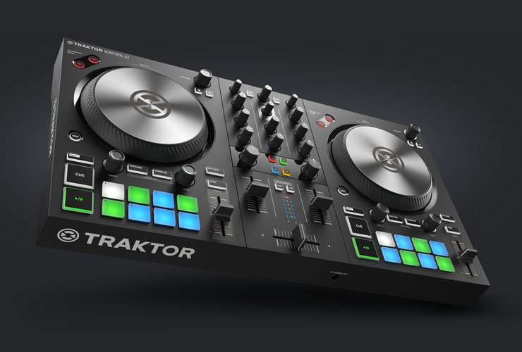 Uus: Native Instruments Traktor Kontrol S2 ja S4 MK3 DJ kontrollerid