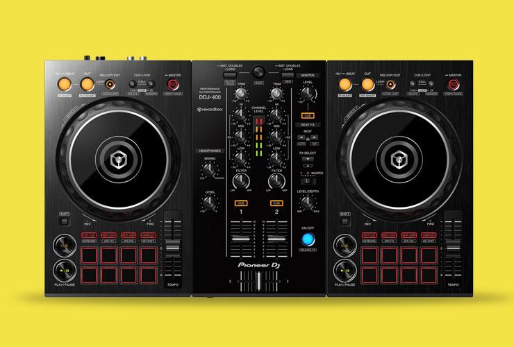 Uus: Pioneer DDJ-400 DJ kontroller