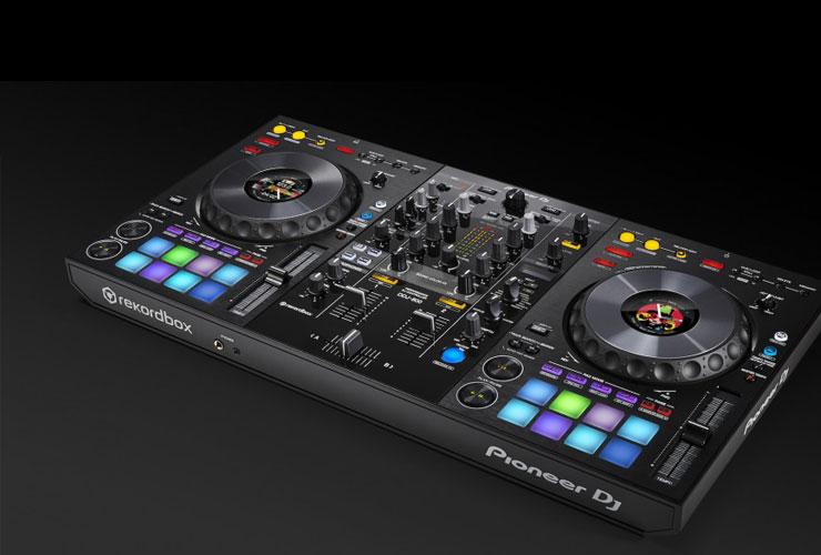 Uus: Pioneer DDJ-800 DJ kontroller