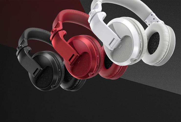 Uus: Pioneer HDJ-X5BT kõrvaklapid
