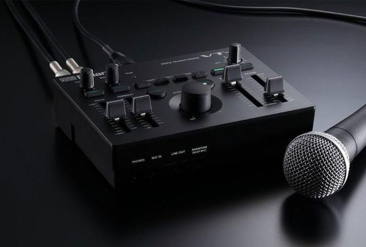 Uus: Roland VT-4 Voice Transformer