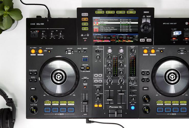 Uus: Pioneer XDJ-RR DJ kontroller